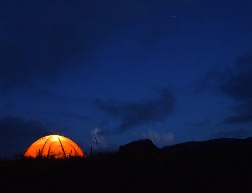Welches Zelt für eine Backpacking Reise?
